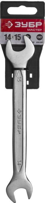 ключ Зубр 27010-14-15