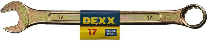 ключ DEXX 27017-17