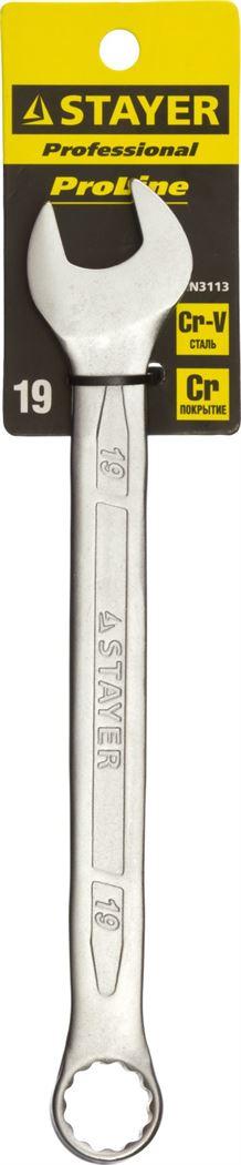 ключ STAYER 27081-19