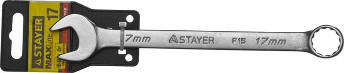 ключ STAYER 27085-17