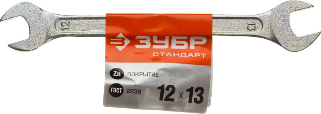 ключ Зубр 27115-12-13