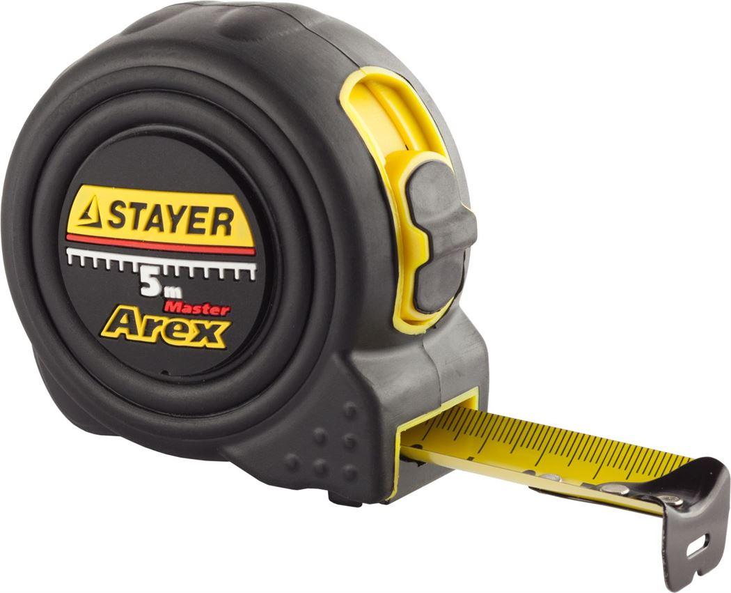 рулетка STAYER 3410-05-25_z01