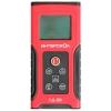 Дальномер УЗВ точность измерения: 0,5% мин. единица измерения: метр, фут, ярд автоматическое выключение: через -60 секунд температурный диапазон хранения: -10? - +60? температурный диапазон работы: 0? - -50? батарея: -9 вольт, -6f22 индикатор ра ИНТЕРСКОЛ