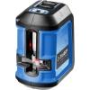 Линейный лазерный нивелир К-10, суперкомпактный, самовыравнивающийся, двухлучевой, дальность -15м, точность +/- 0,3mm Зубр