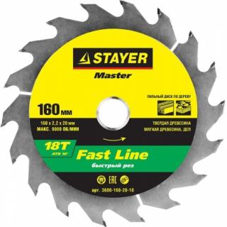 STAYER 3680-160-20-18