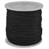 Шнур полиамидный, плетеный, повышенной нагрузки, с сердечником, черный, d -5, катушка -700м Зубр