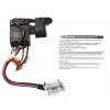 Выключатель постоянного тока (40710) Запчасти для эл-инстр.